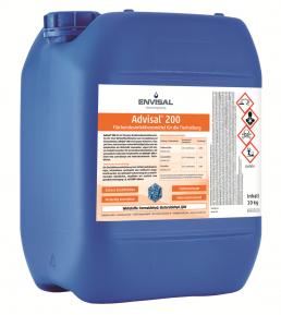 Advisal 200 Flächendesinfektionsmittel für die Tierhhaltung mit Formaldehyd