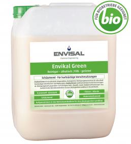 Reinigungsmittel alkalisch für Biobetriebe in der Tierhaltung