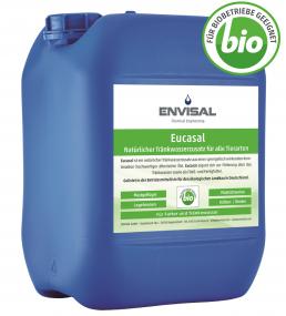 Natürliches Ergänzungsfuttermittel für alle Tierarten aus hochwertigen ätherischen Ölen