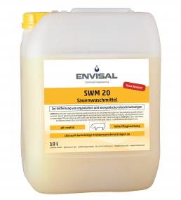 Sauenwaschmittel mit hochwertigen waschaktiven Substanzen